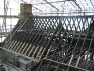 roof timbers. Select the image to see a larger view.